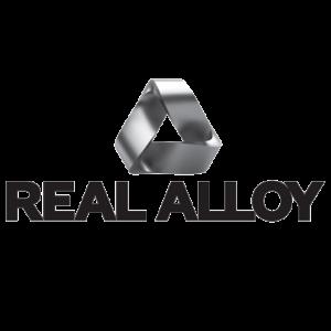 real alloy logo